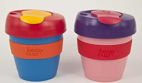 Keepcup coffee cup