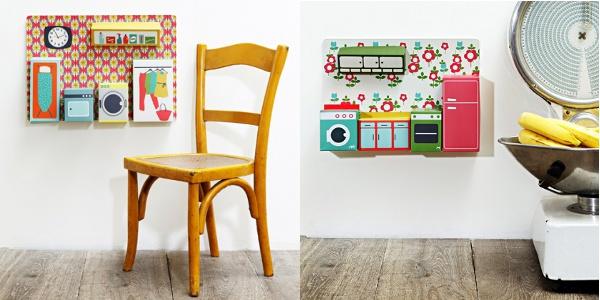 Zoe de las Cases toy kitchen and laundry at Lark