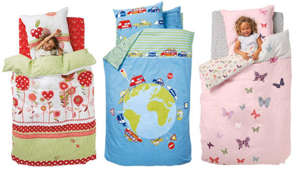 vertbaudet3 Snuggle up with deluxe duvet sets by Vertbaudet