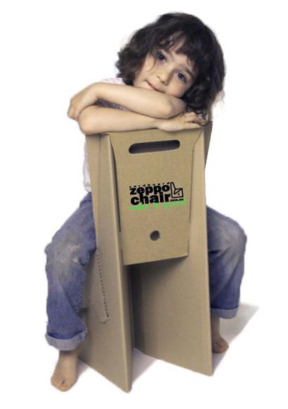 Zeppo Chair