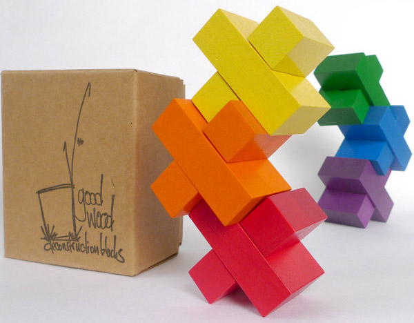 wooden blocks, wood, blocks, puzzle