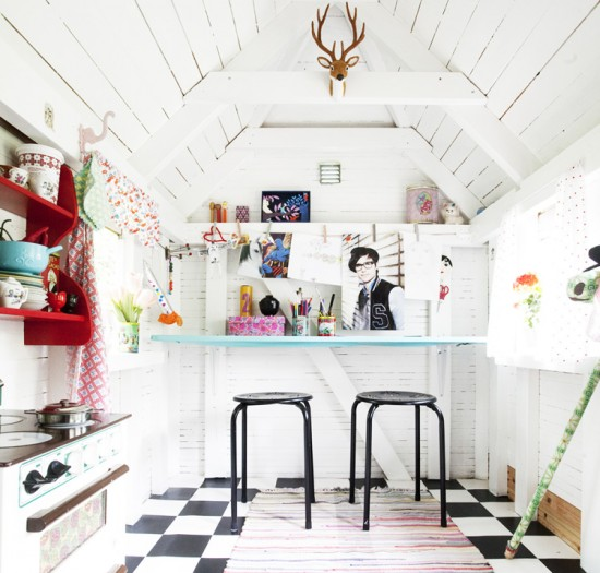 A cubby house with true charm - What degree do you need to be an interior designer ...