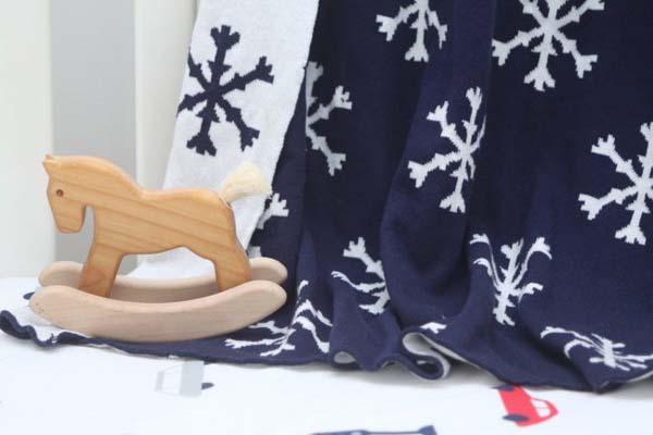 cotton blanket, pram, cot, bedding