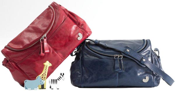 Nappy bags with style from Tribe