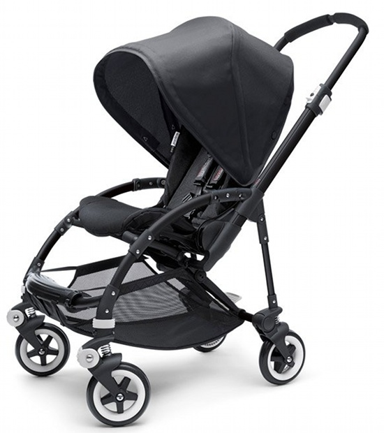 bugaboo all black collection