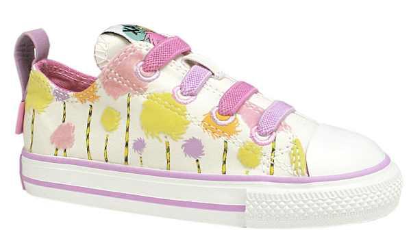 Dr Suess Converse shoes
