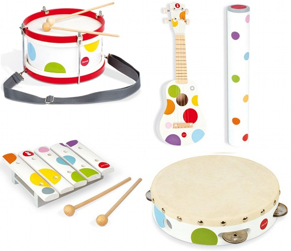 janod musical Gender neutral gifts   our top five for preschoolers