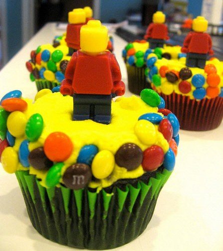 Lego Cake Toppers Brisbane