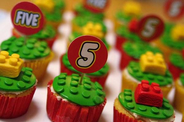 Lego Cake Toppers Brisbane