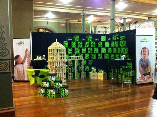 Green Hat Workshop Planks Kids Instyle Melbourne