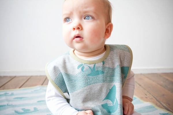 Ink and Spindle Inklet organic baby range