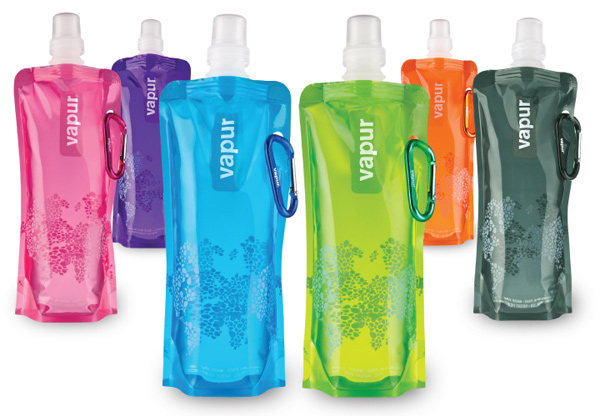 Update Vapur Drink Bottles Available Locally