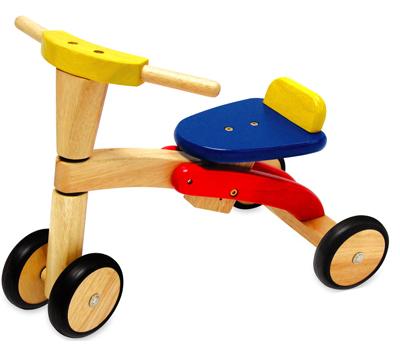 toddler balance bike. I'm Toy, Artiwood Toys, quad bike ride on