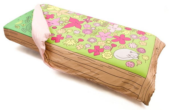 quirky kids bedding