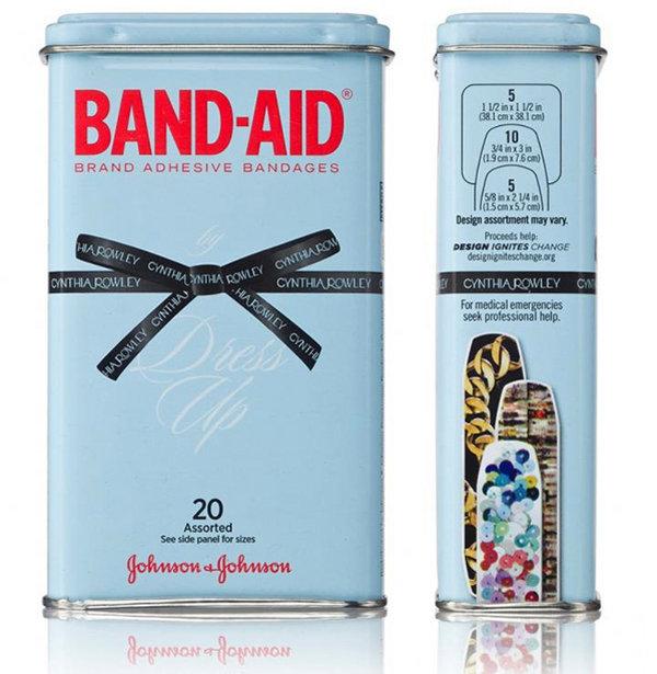Designer band-aids