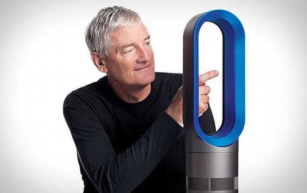 New Dyson Hot – the first bladeless fan heater