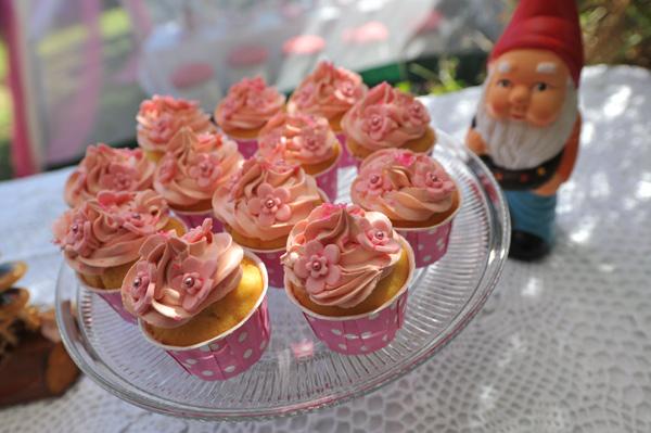 pretty fairy cupcakes