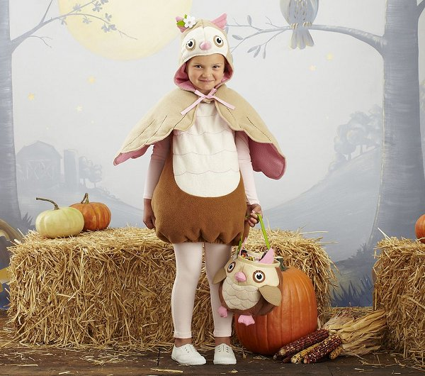 dress up costume owl halloween
