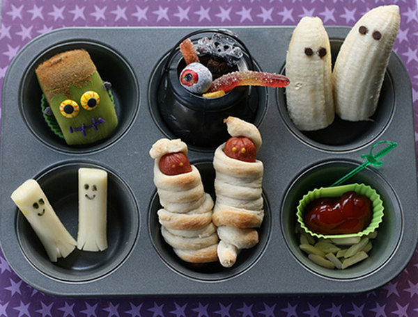 Spooky But Fun Food For Halloween