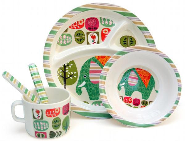 melamine plates children food