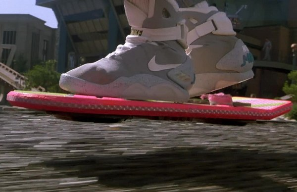 Back to the Future Nike shoes trainers sneakers
