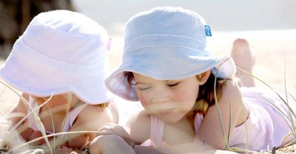 beach hat kids