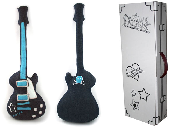 A little bit of cheek rock star soft guitar Babyology Christmas Gift Guide   three to four years