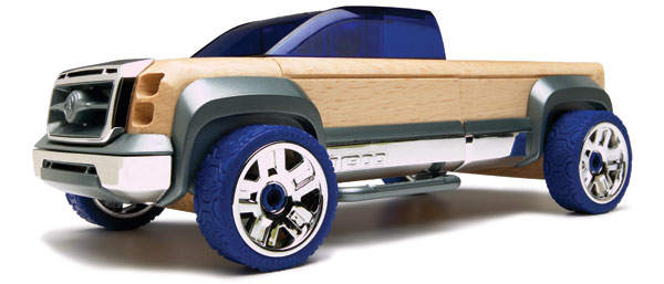 Automoblox truck Babyology Christmas Gift Guide   three to four years