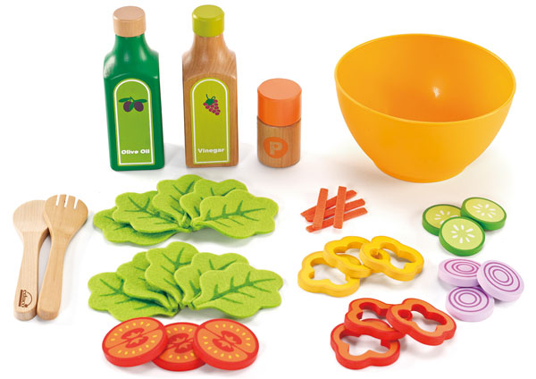 Educo Healthy Gourmet Salad Babyology Christmas Gift Guide   three to four years