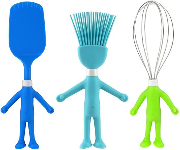 Kitchen Tools For Kids Get Cute And Bendy