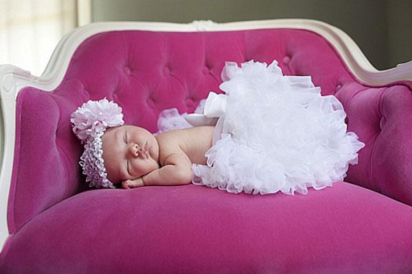 newborn pettiskirt