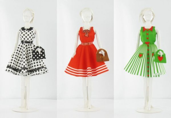 Fashion Design And Craft Collide With Roos Dress Your Doll