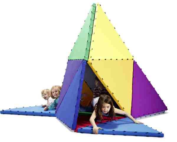 Tukluk building foam triangles