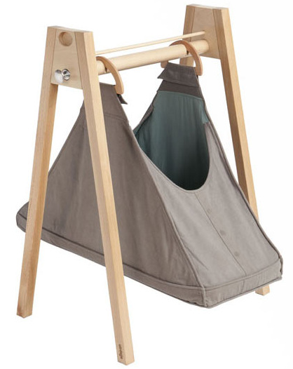 The Moses Basket Baby Hammock For Perfectly Portable