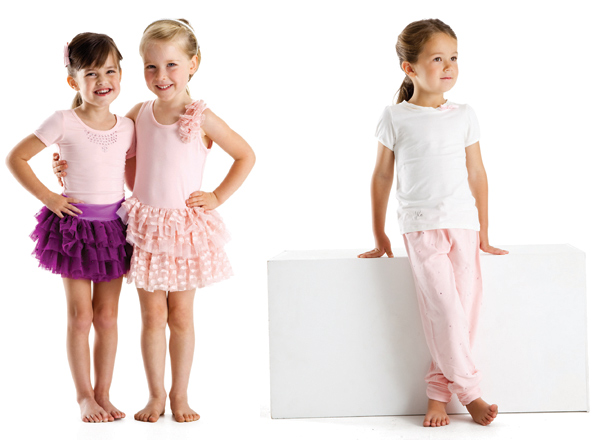 Flo Dancewear, girls ballet costumes