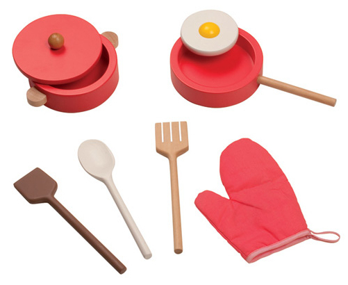 Release your junior chef in the Janod Maxi Kitchen