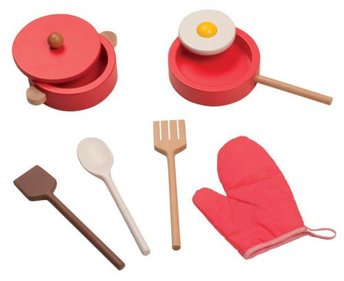 Janod Maxi Kitchen utensils