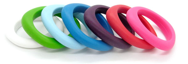 jellystone designs bangle Jellystone Designs silicone jewellery for mums with bubs