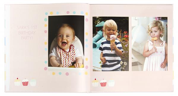 baby brag book