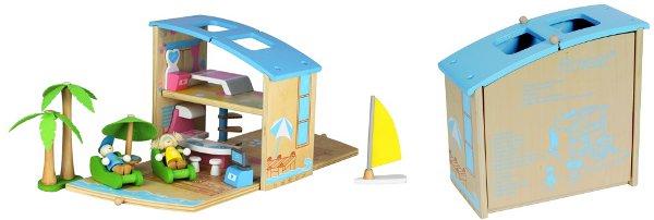 Wooden Boxset