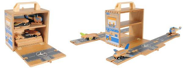 Wooden Playset
