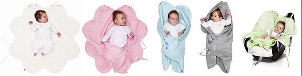Wallaboo Cotton Baby Wares In Time For Summer