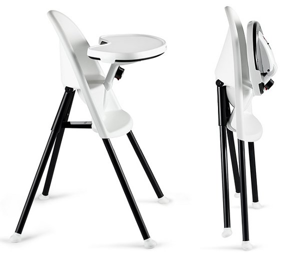 babybjornhighc Dine in style with the Baby Bjorn High Chair