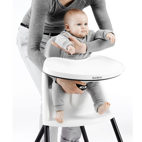 dine in style with the baby bjorn high chair. Black Bedroom Furniture Sets. Home Design Ideas