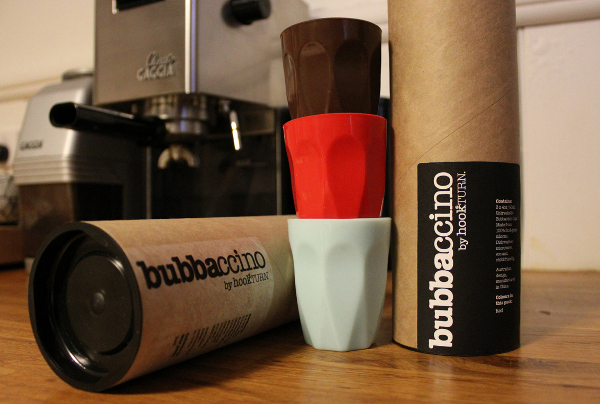 bubbaccino gift pack packaging with 3 diff colours Bubbaccino reuseable cups   for child sized sophisticated sips
