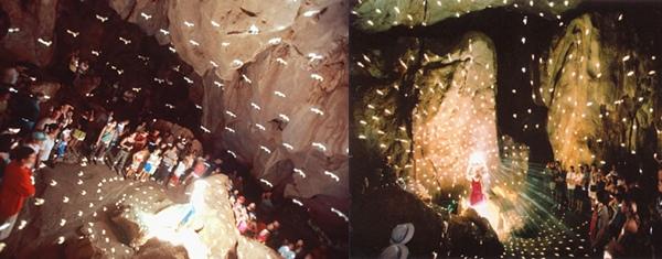 Capricorn Caves Summer Solstice