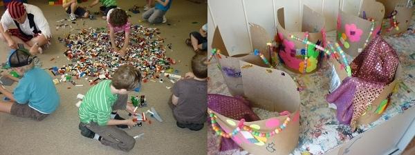 School holiday workshops at Flying Fox Studios