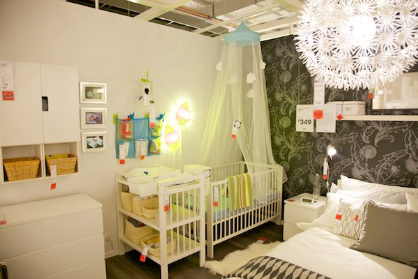 IKEA Tempe opening weekend kids' bedroom