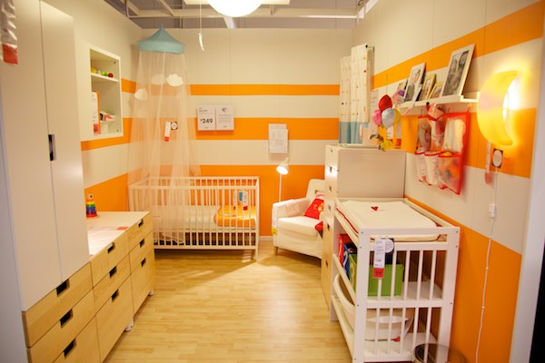 IKEA Tempe opening weekend - kids' bedrooms