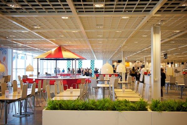 IKEA Tempe opening weekend - cafe